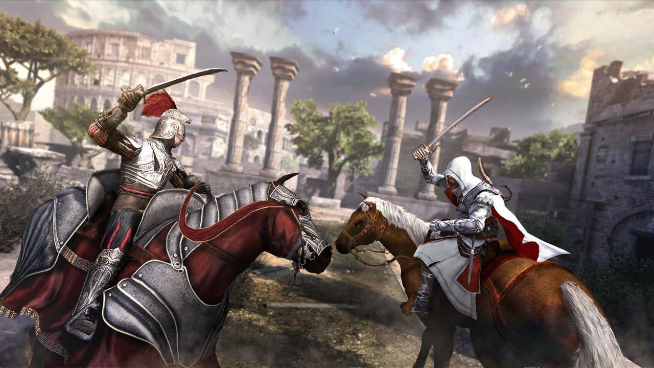 Amazoncom Assassins Creed Brotherhood Playstation 3 Video Games