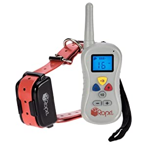 RopriPet Active Collar Dog Training Collar with Remote