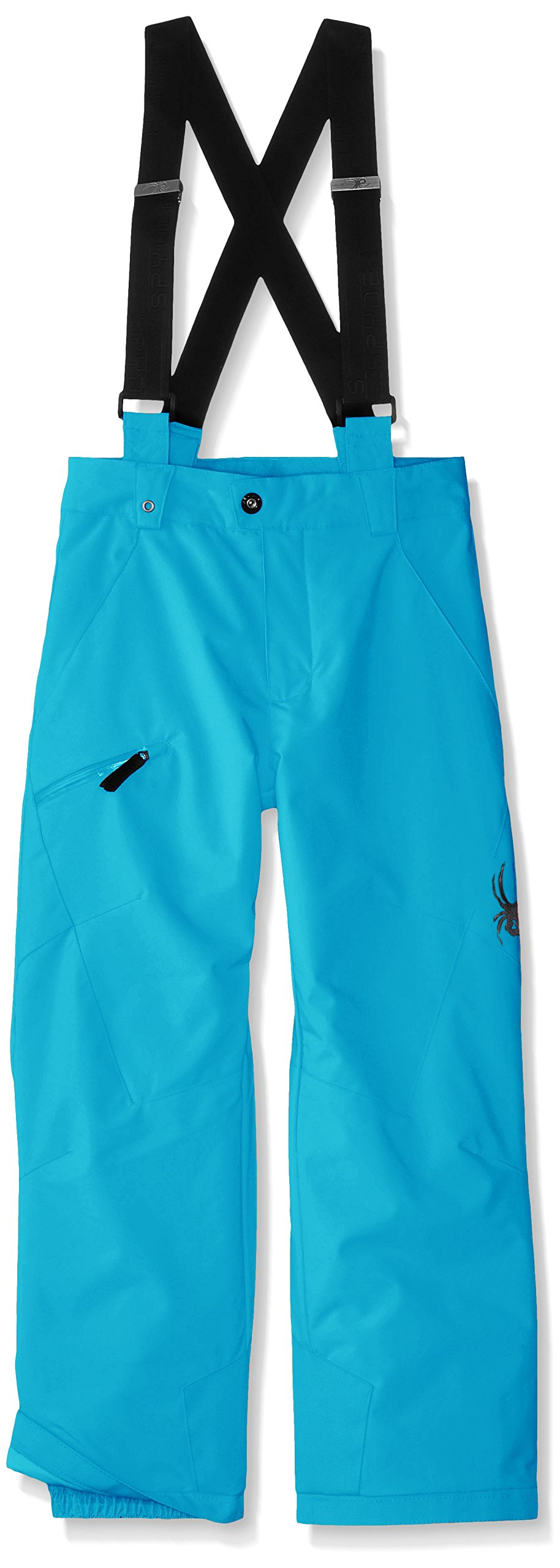 Spyder Boys Propulsion Pant, 16, Electric Blue by Spyder