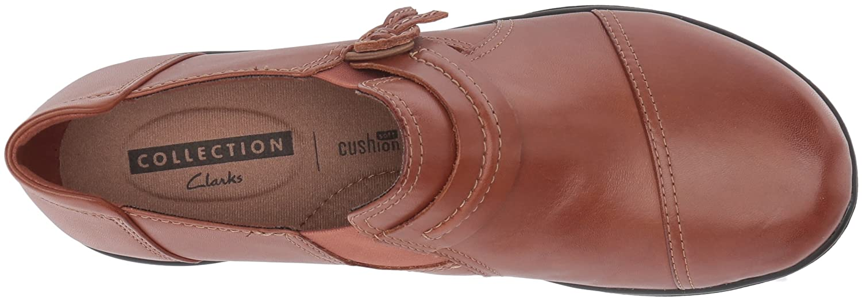 CLARKS Women's Cheyn B(M) Madi Loafer B01MXWLAM8 7 B(M) Cheyn US Dark Tan Leather 03dc6e