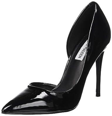 d7193047c6a Steve Madden Women s Felicity Closed Toe Heels  Amazon.co.uk  Shoes ...