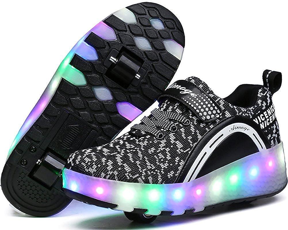 Light Up Roller Shoes