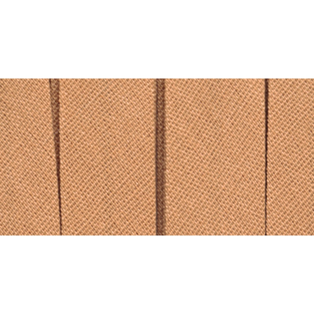 Wrights 117-200-765 Single Fold Bias Tape, Mocha, 4-Yard Notions - In Network
