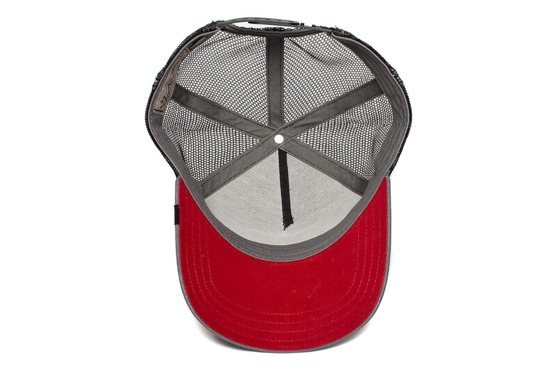 c82803acb55 Goorin Bros. Mens  Woody Wood  Woodpecker Trucker Snapback Baseball Hat at  Amazon Men s Clothing store