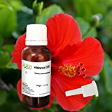Allin Exporters Hibiscus Oil 15 Ml 100% Natural, & Undiluted For Aromatherapy ,Hair Care Oil & Skin Care For All Skin Types