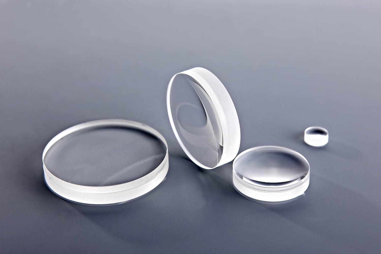 dia:6.0mm Optical lens Convex lens f:10.0mm SJH-661C Achromatic doublet lens