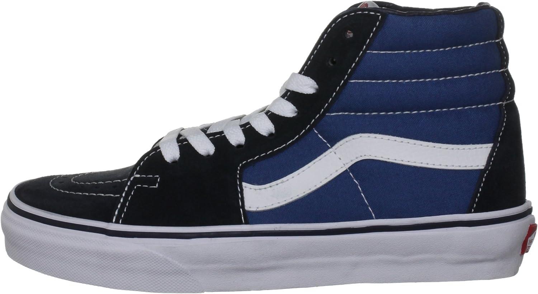 Vans U Sk8 Hi Baskets Mode Mixte Adulte, Bleu (Navy), 36
