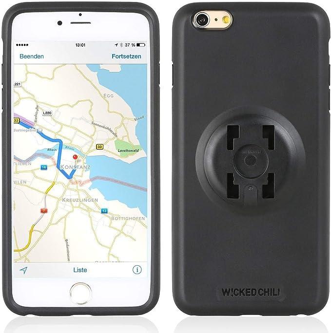 Wicked Chili Quickmount Case Kompatibel Mit Iphone 6 Elektronik
