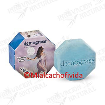 Jabon Exfoliante Demograss - Demograss Line Soap