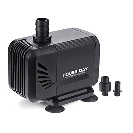 Amazon Com House Day Submersible Water Pump 15w 400gph 1500l H