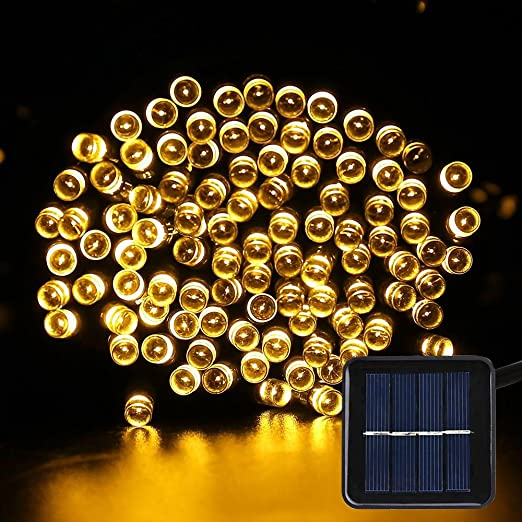 garden is image s solar lamp lights outdoor itm loading xmas fairy curtain party string light led