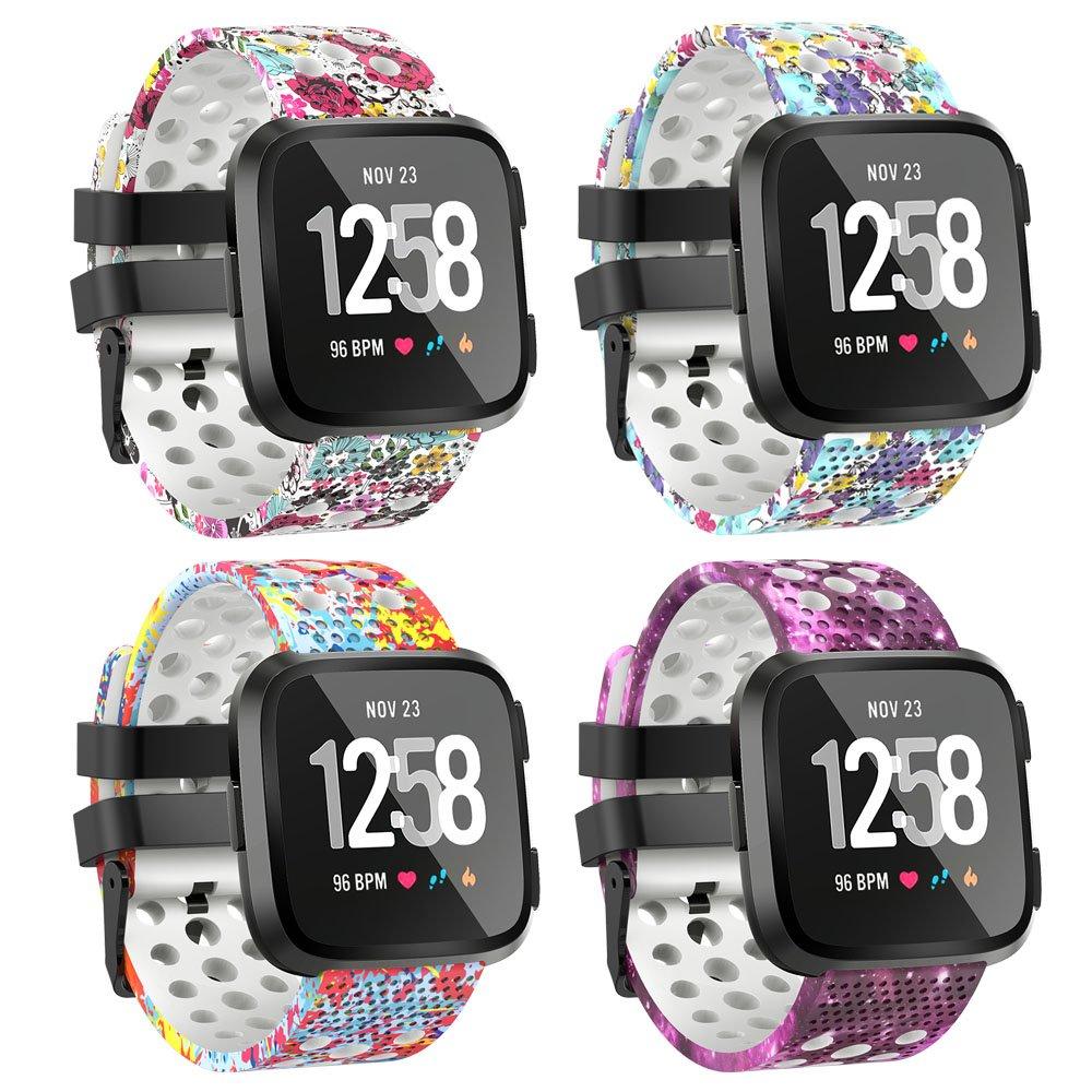 Mallas reloj Fitbit Versa (4 unidades)