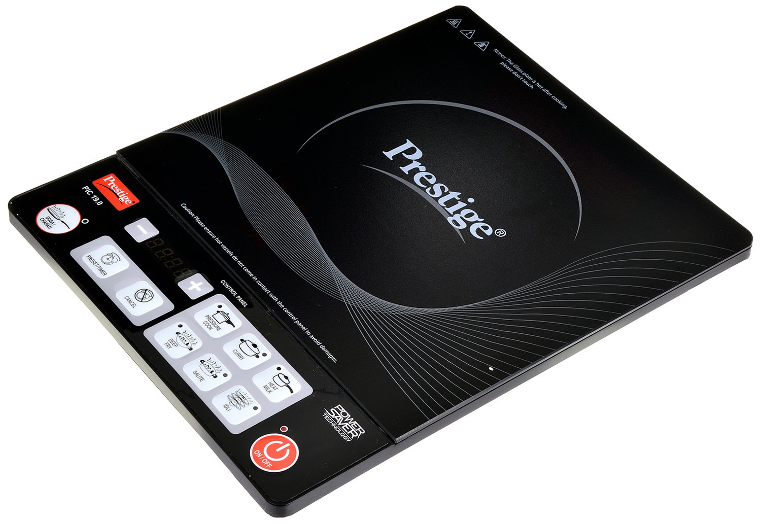 Buy Prestige Pic 190 1600 Watt Induction Cooktop Black Online At Cooker Circuit Diagram Download On Low Prices In India