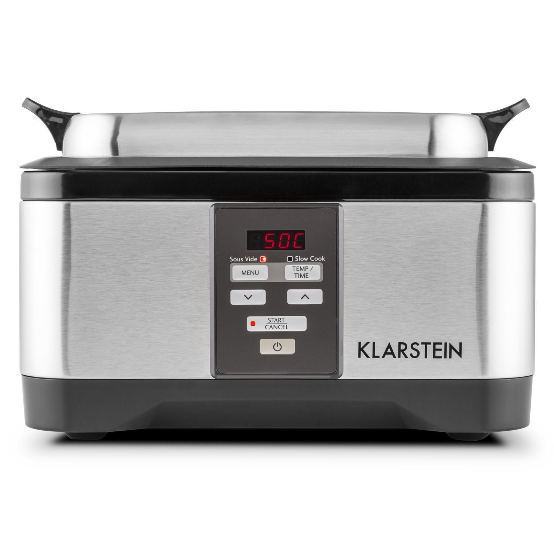 Klarstein Tastemaker Olla de cocción al vacío (6 Litros con tapa ...