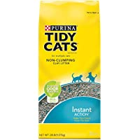 Clay Cat Litter 10lb Bag, Ultimate Cat Litter Disposal System (20LBS(9.07KG))