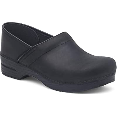 Dansko Men's Professional Oiled Leather Clog: Shoes