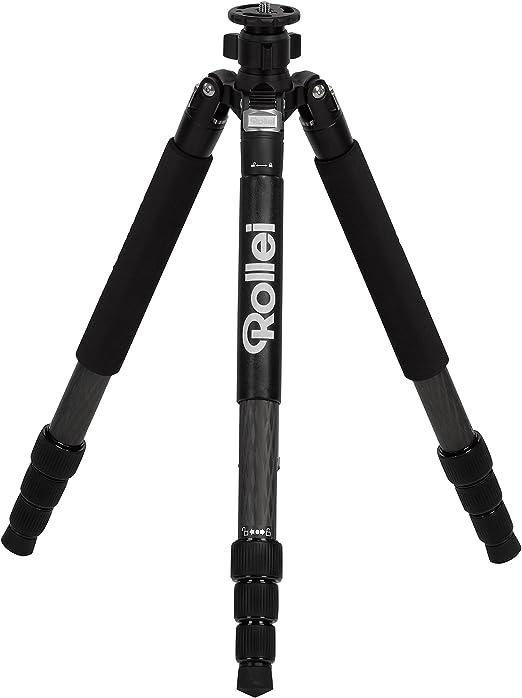 Rollei Rock Solid Beta Carbon Professionelles Carbon Kamera