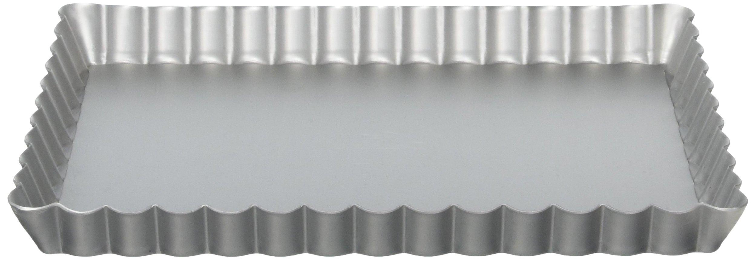 Fat Daddio's Anodized Aluminum Square/Rectangle, 11.25 Inches by 8.125 Inches by 1 Inch by Fat Daddios (Image #2)