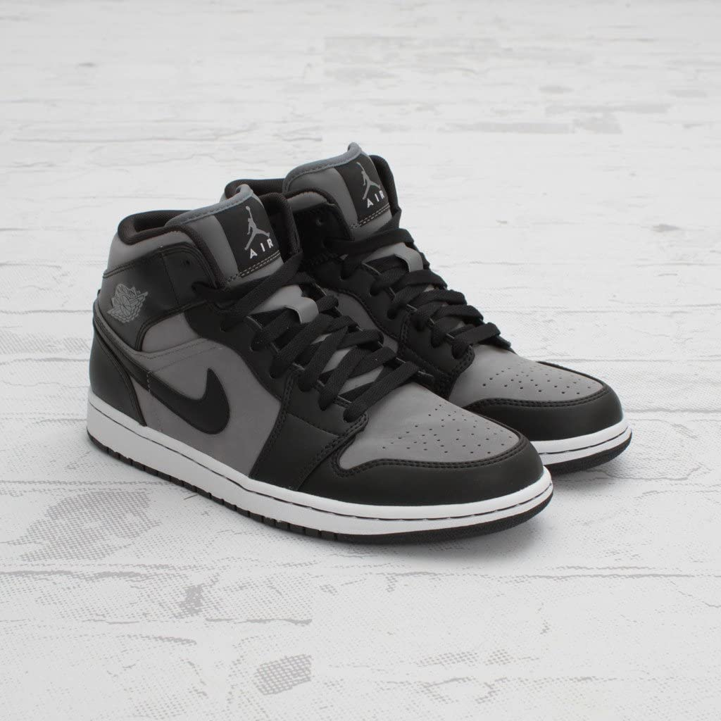jordan 1 black grey