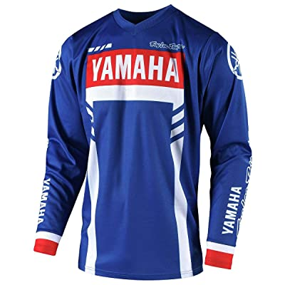 Troy Lee Designs 2020 GP Yamaha RS1 Jersey-M: Automotive