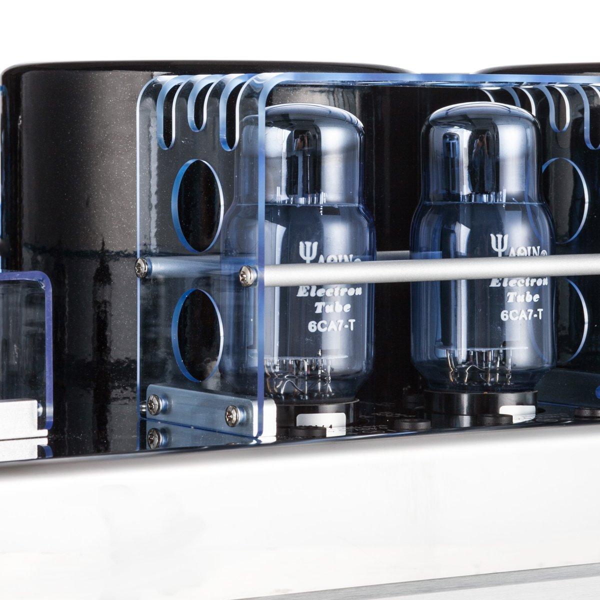 Gemtune MC-13S Push-Pull amplificador integrado estéreo del tubo (con cubierta protectora): Amazon.es: Electrónica