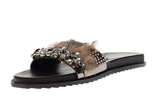 GIOSEPPO Zapatillas Bajas de Mujer 45391 Piombo: Amazon.es: Zapatos y complementos