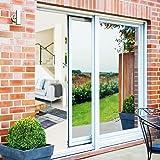 Stormguard pellicola isolante per finestre 12 m fai da te - Pellicola oscurante vetri casa ...