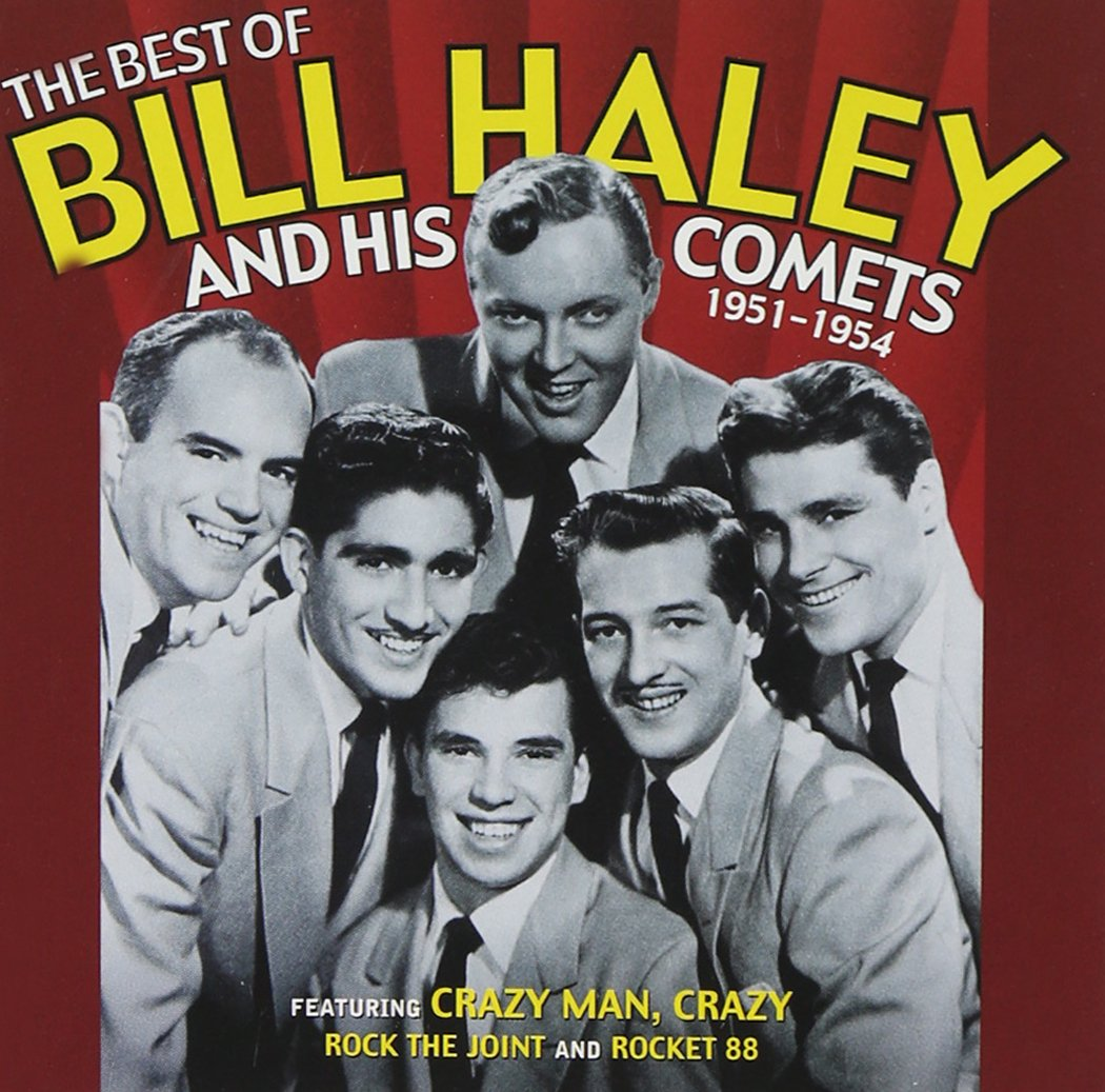 The Best Of Bill Haley 1951-1954 by HALEY,BILL