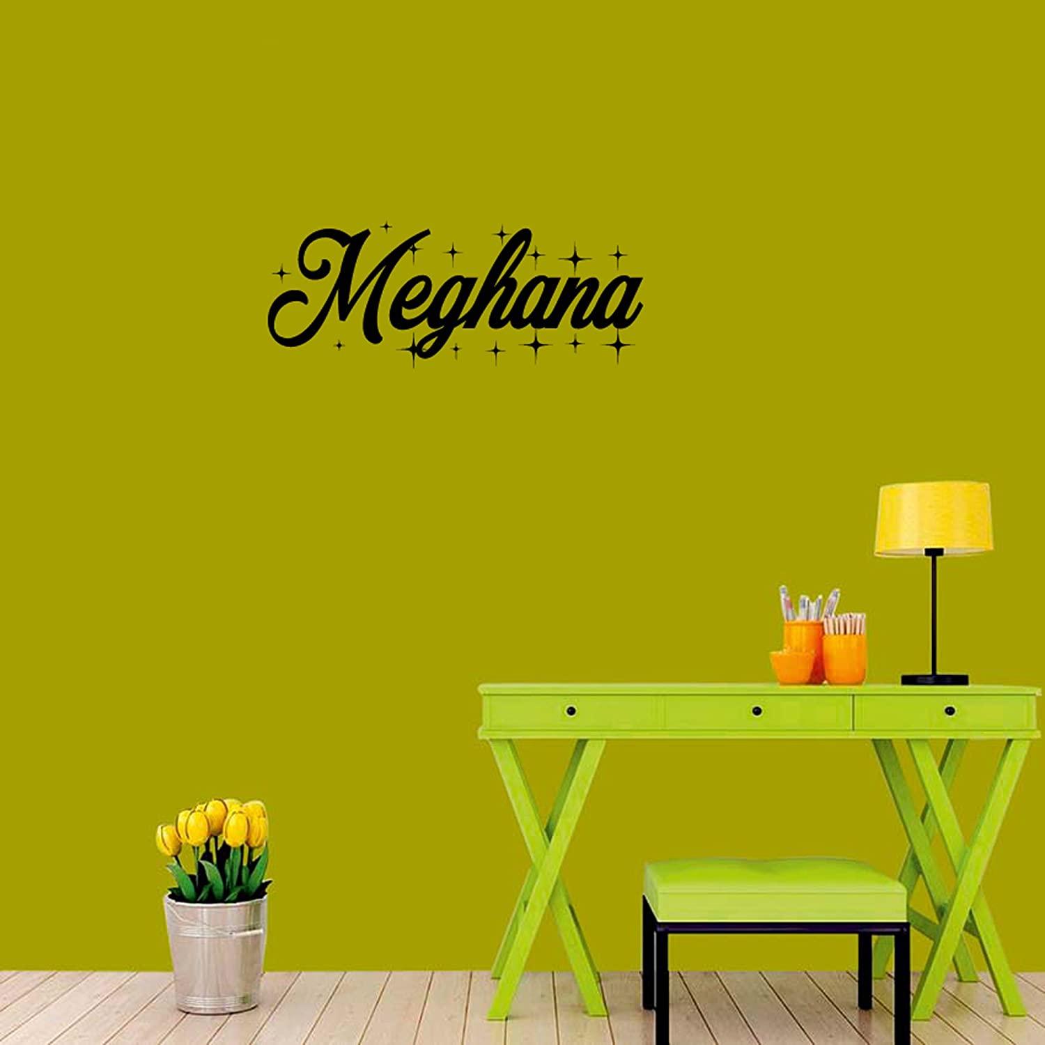 Buy meSleep Personalized Wall Sticker for Meghana Online at Low ...
