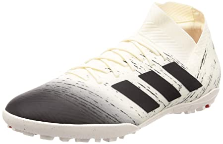 best website c4846 e93f0 adidas Mens Nemeziz Tango 18.3 Astro Turf Trainers WhiteBlackRed UK 6 (