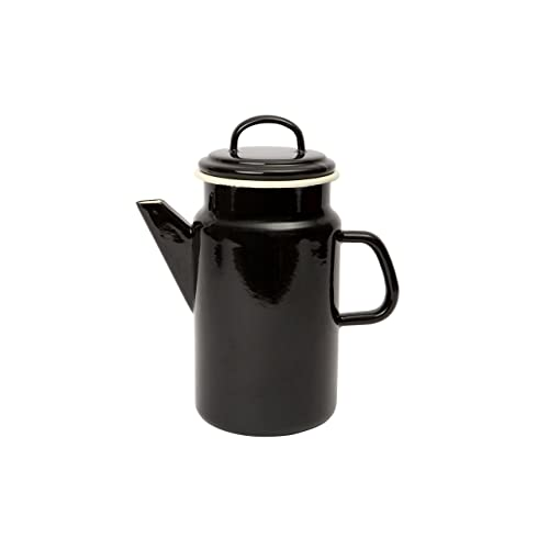 Dexam Vintage Coffee Pot, Black, 2 Litre