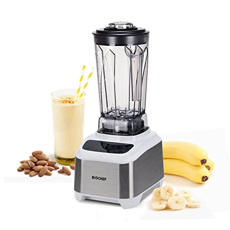 BioChef Atlas Power Blender – Batidora Profesional Sin Escobillas (Brushless Blender), 1000W,
