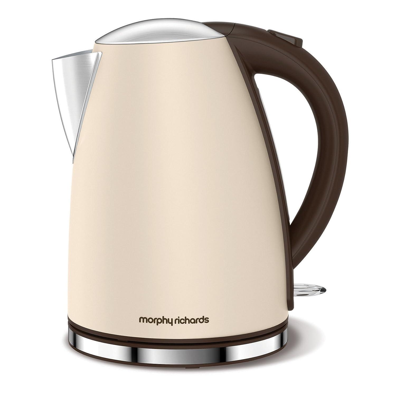 Pc Richards Kitchen Appliances Morphy Richards 103003 Accents Jug Kettle Sand Amazoncouk