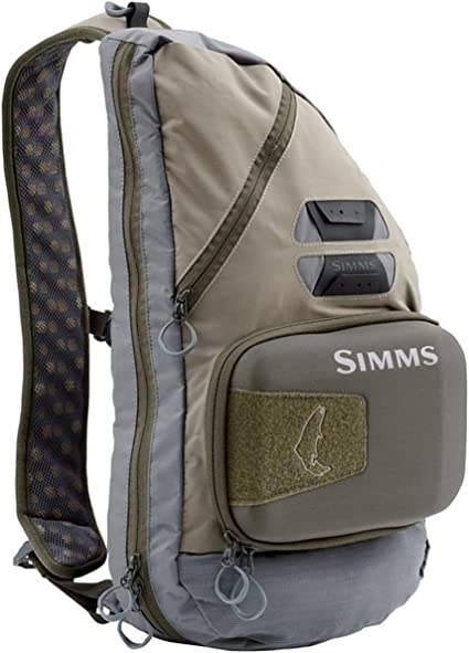 Amazon Com Simms Headwaters Sling Pack Plomo 10482 022 00 Everything Else