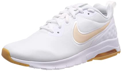 : Nike Women's Air Max Motion LW SE, WhiteGuava