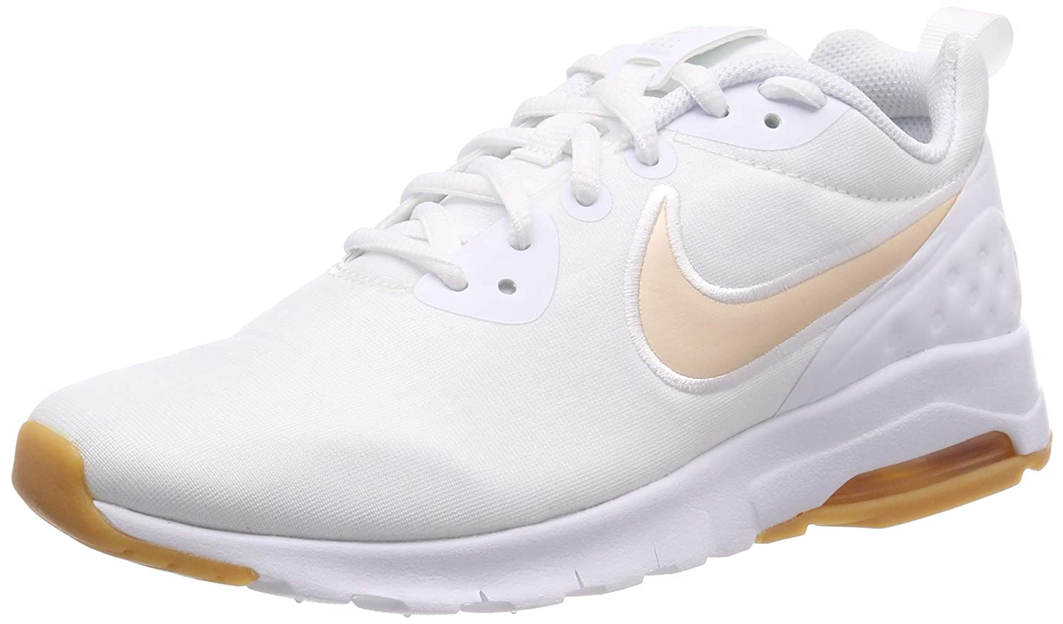 Nike Women's Casual Shoes Air Max Motion LW SE Size US 7.5 M White Guava Ice Gum Light Brown 844895 102