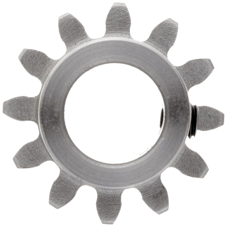 1.000 Face Width Inch Boston Gear YD16 Spur Gear 0.625 Bore 12 Pitch Steel 1.500 OD 16 Teeth