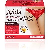Nad's Brazilian & Bikini Wax 140gm, 0.92 kilograms