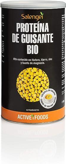 Proteína de Guisante Amarillo - 500 gr (Active Foods): Amazon ...
