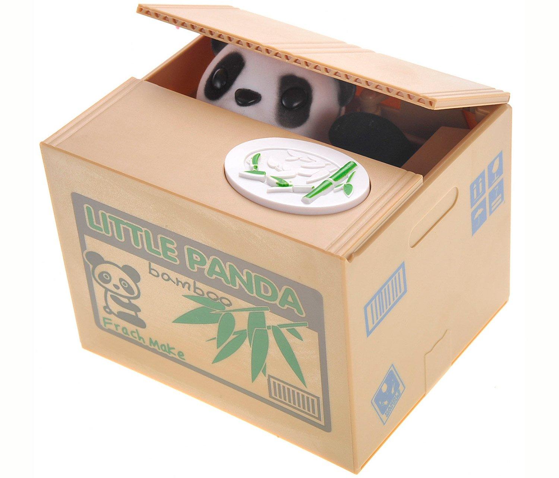Itazura Coin Bank (Panda) Shine Educational Products PANDA1