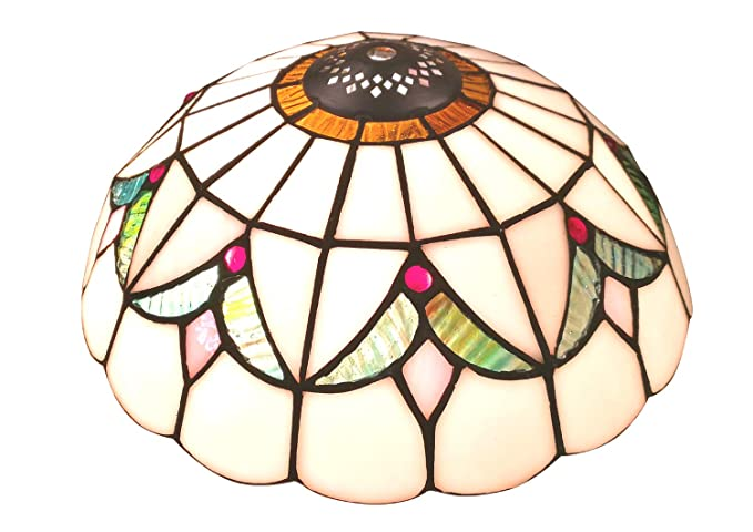 Noshy Sh 032 Tiffany Lamp Shades Only 10 Inch Width Pack Of 1