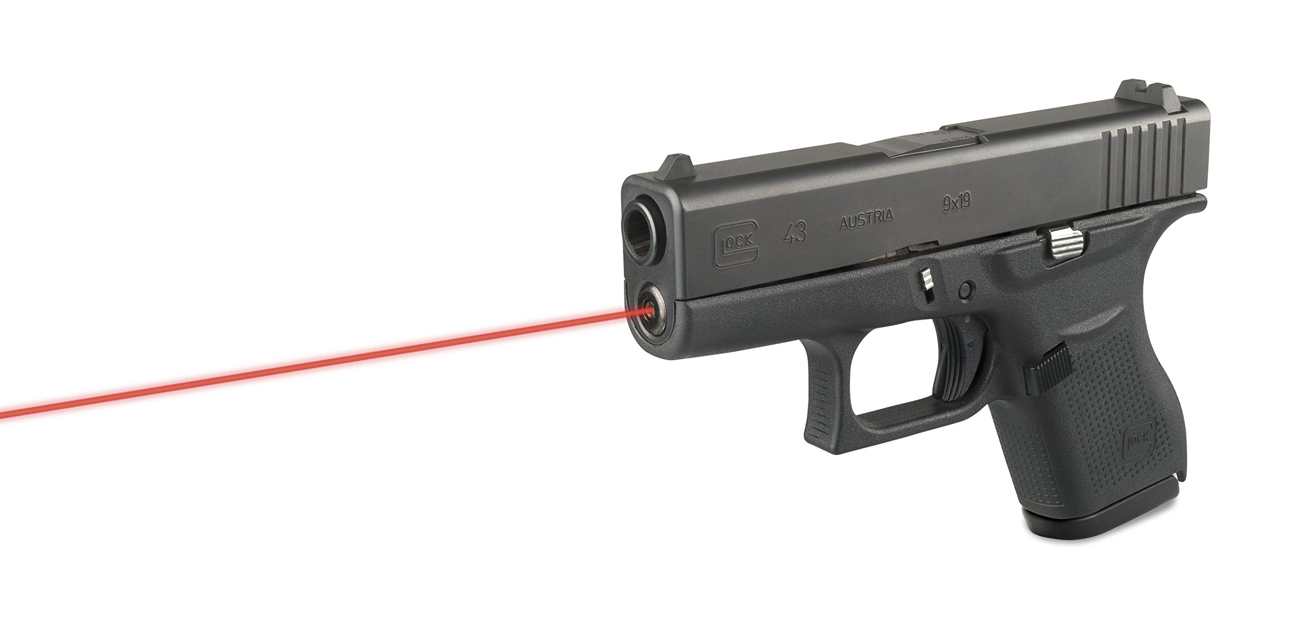 Guide Rod Laser (Red) For Glock 43 by LaserMax (Image #1)