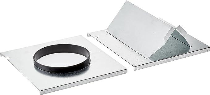 Silverline uadap de 40 recirculación de adaptador de diámetro 150 mm/Campana accesorios: Amazon.es: Grandes electrodomésticos