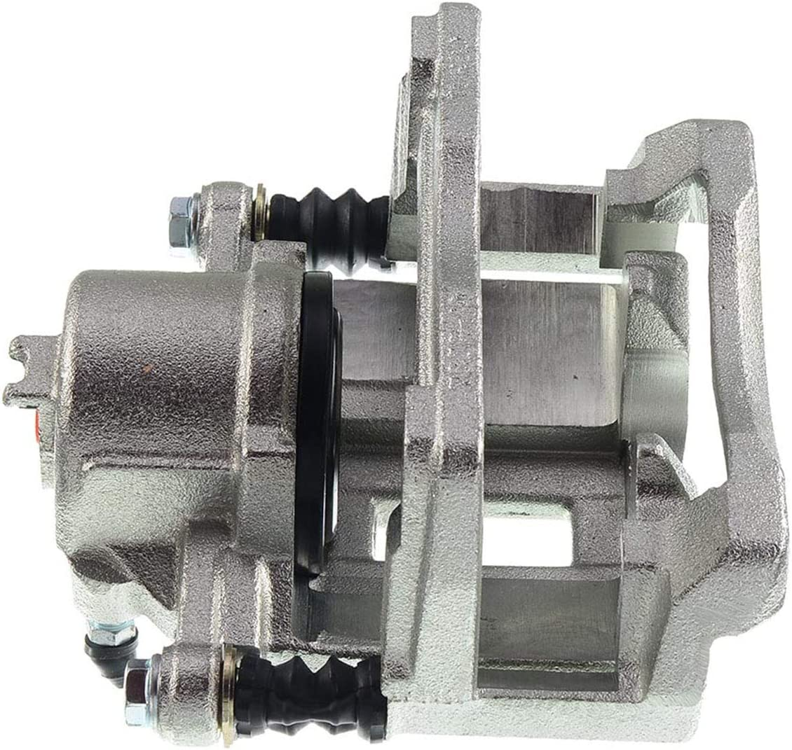 A-Premium Brake Caliper with Bracket Compatible with PT Cruiser 2003-2009 Dodge Neon 2003-2005 Front Left Driver Side
