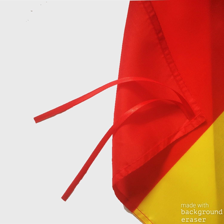 Bandera de España sin escudo para uso exterior en balcón | Bandera ...