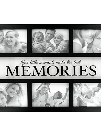 Amazon.com - Kole Imports PF133 Memories Quote Glass Window Photo ...