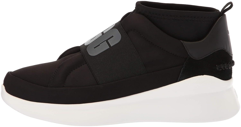 85a963ea57d UGG Neutra Black Neoprene Trainer 36 EU Black: Amazon.co.uk: Shoes ...
