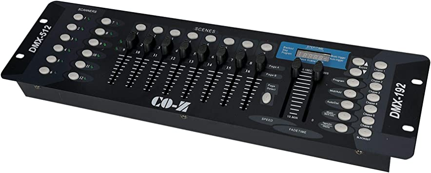 Cheap lighting console