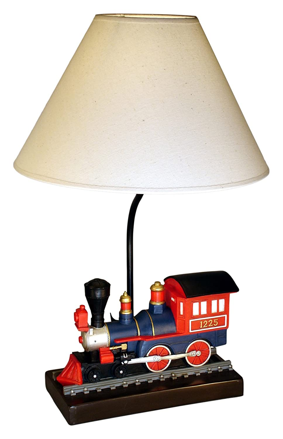 Amazon judithedwards 1727 train lamp home kitchen arubaitofo Image collections