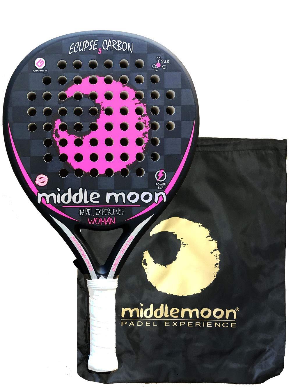 Middle Moon Eclipse 5 Carbon Woman 24K 2019: Amazon.es: Deportes y ...